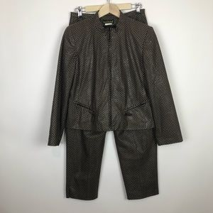 Harve Benard 12p pant suit set wear to work